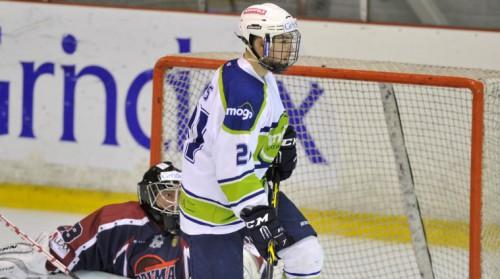Cinks - mēneša labākais spēlētājs OHL čempionātā