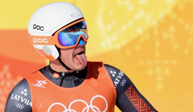 K. Zvejniekam labākā vieta olimpisko spēļu karjerā, pirmais zelts Hiršeram