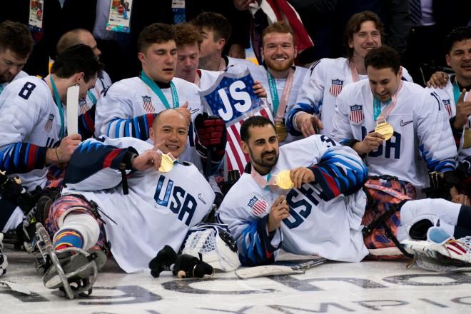 ASV triumfē Phjončhanas paralimpisko spēļu medaļu ieskaitē