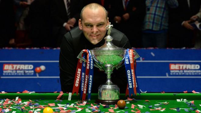 2015. gada pasaules čempions Bingems nepārvar Rīgas snūkera turnīra kvalifikāciju