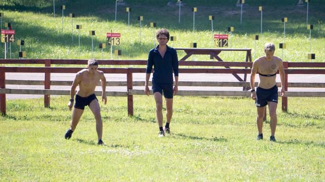 Rastorgujevs un Bendika otrajā desmitā vienās no sarežģītākajām rollerslēpošanas sacensībām