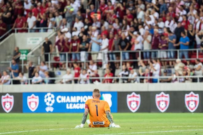 """""""Zenit"""", """"Feyenoord"""" un """"Legia"""" piedzīvo kaunu, """"Žalgiris"""" saglabā intrigu pret """"Sevilla"""""""