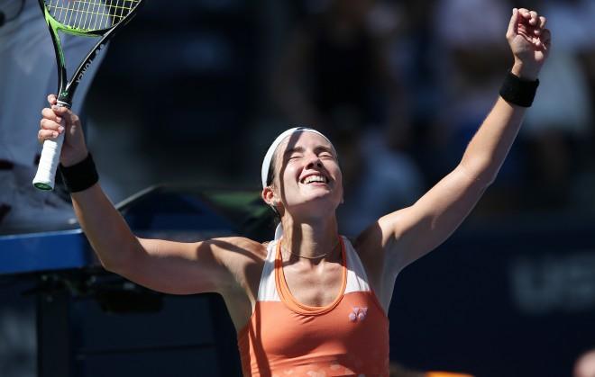 Sevastova izvirzīta WTA Izlaušanās balvai augustā