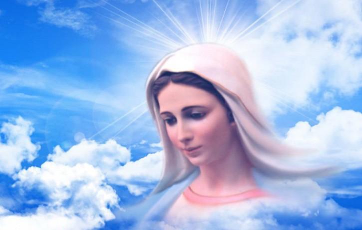 Lūgšana Jaunavai Marijai