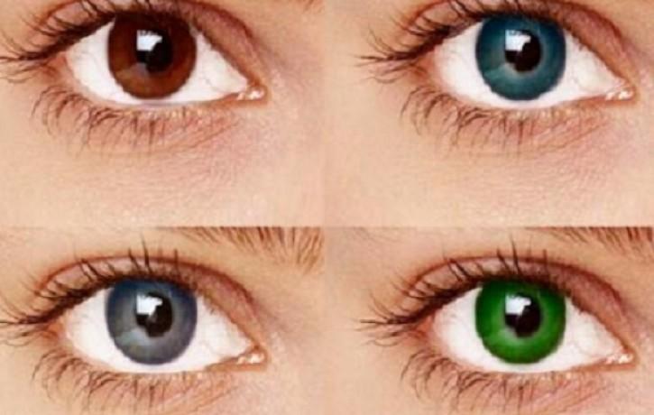 Par ko liecina tava acu krāsa. Apskatām 11 galvenās pamatkrāsas