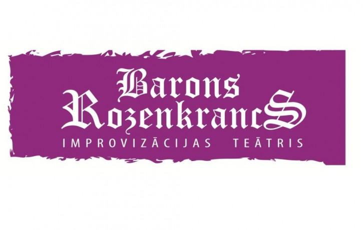 """""""Barons Rozenkrancs. Improvizācijas teātris"""" uzņem dalībniekus studijā"""