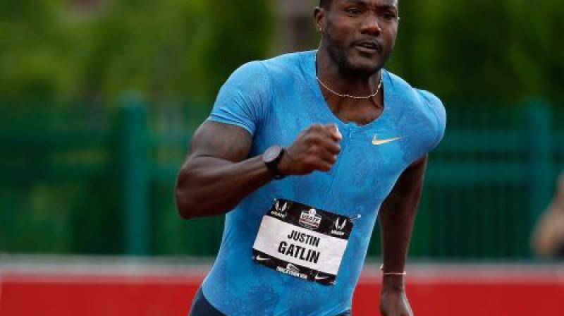 Džastins Getlins Foto: AFP/Scanpix