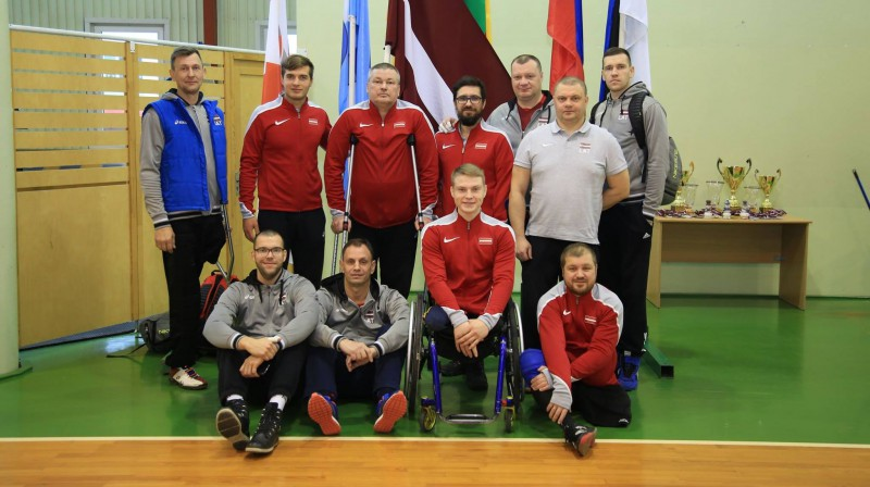 Latvijas sēdvolejbola izlase
