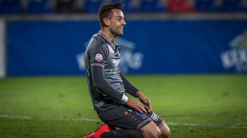 Kamils Bilinskis. Foto: Zigismunds Zālmanis (Riga FC)