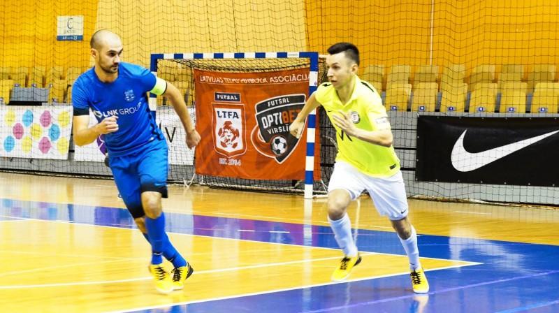 Foto: Latvijas Telpu futbola asociācija