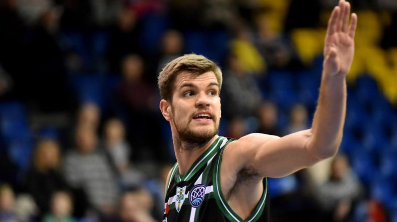 Ojārs Siliņš. Foto: basketballcl.com