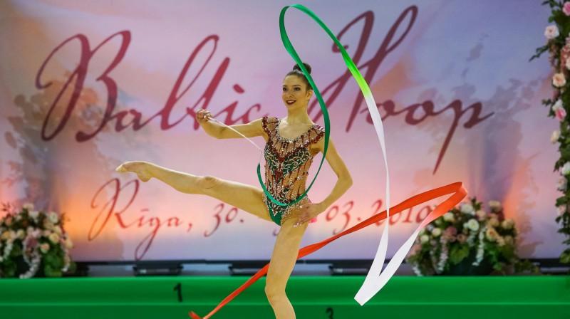Jeļizaveta Polstjanaja. Foto: Sergey Melkonov / Sputnik