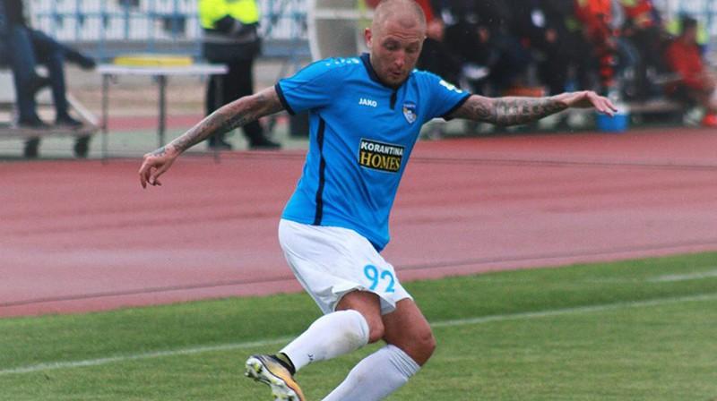 Deniss Rakels. Foto: Pafos FC