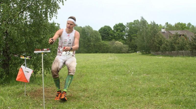 Artūrs Pauliņš. Foto no sportista Facebook profila