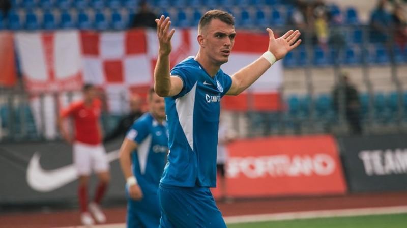 Darko Lemajičs. Foto: FK RFS