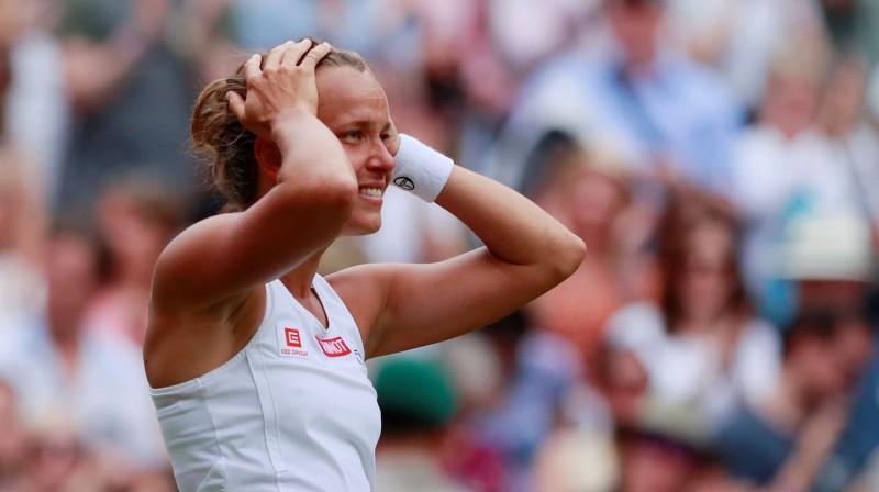 Barbora Stricova. Foto: Reuters/Scanpix