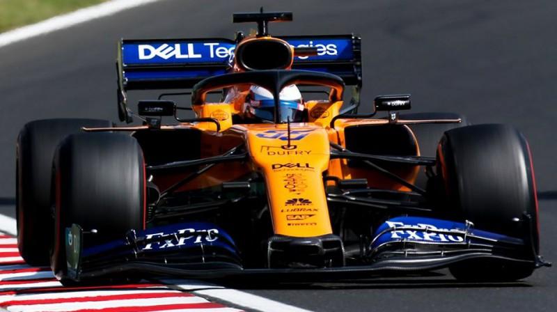 Foto: McLaren Racing