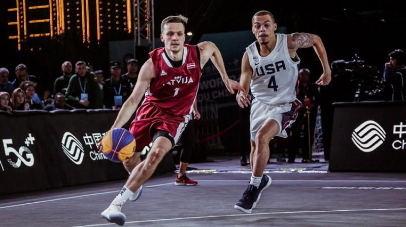 Rendijs Feikners. Foto: FIBA