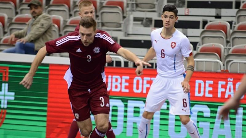 Jānis Pastars. Foto: Latvijas Telpu futbola asociācija