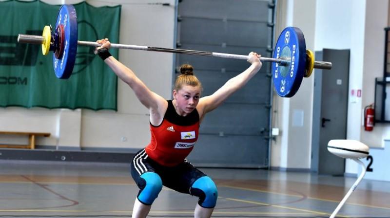 Daniela Ivanova. Foto: lsfed.lv