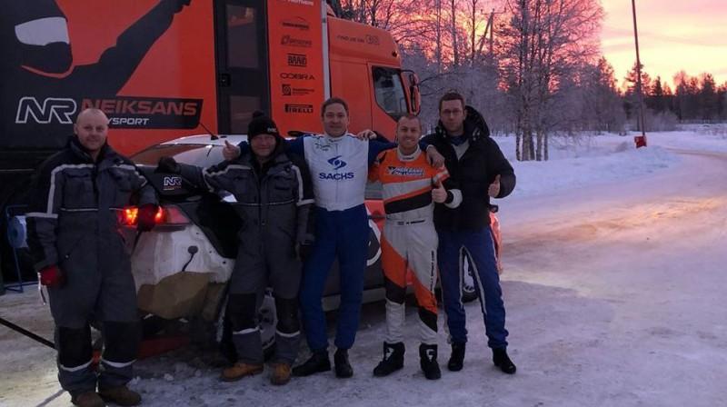 Foto: Neiksans Rallysport