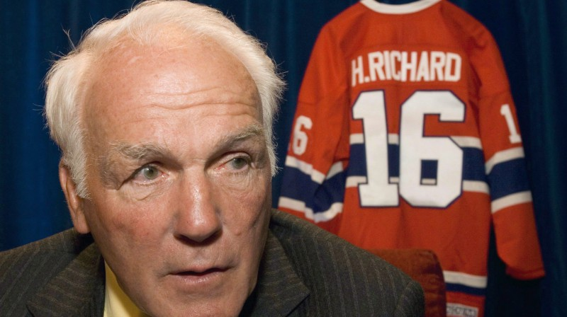 Anrī Rišārs. Foto: The Canadien Press/PA Images
