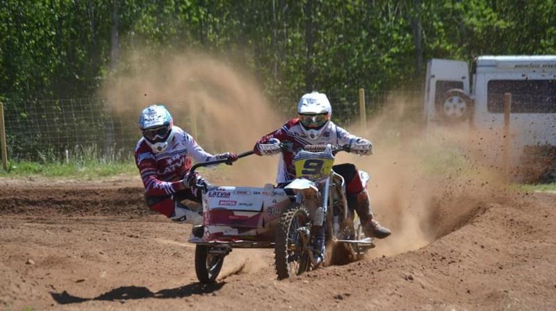 Brāļi Jānis un Lauris Daideri atkal startē kopā. Foto: Facebook.com/Agilijafoto