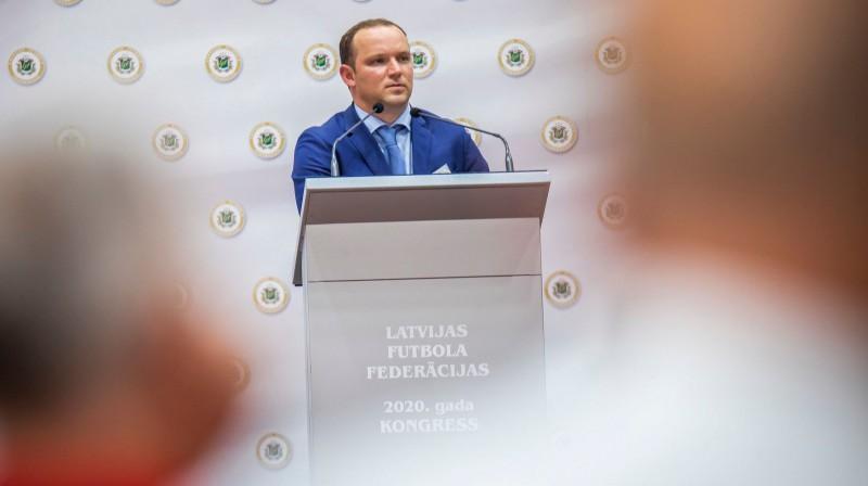 Vadims Ļašenko. Foto: LFF