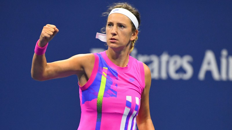 Viktorija Azarenka. Foto: USA Today Sports/Scanpix
