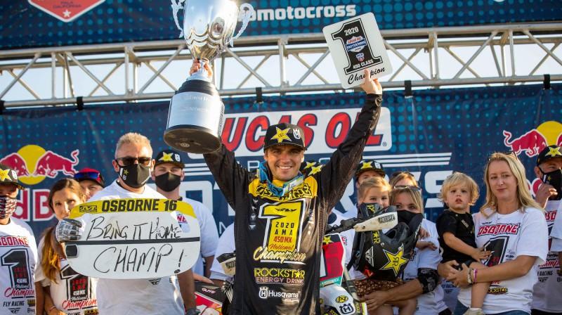 Zaks Osborns. Foto: promotocross.com