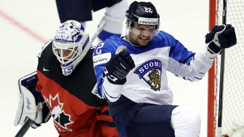 Janne Pesonens. Foto: Reuters/Scanpix