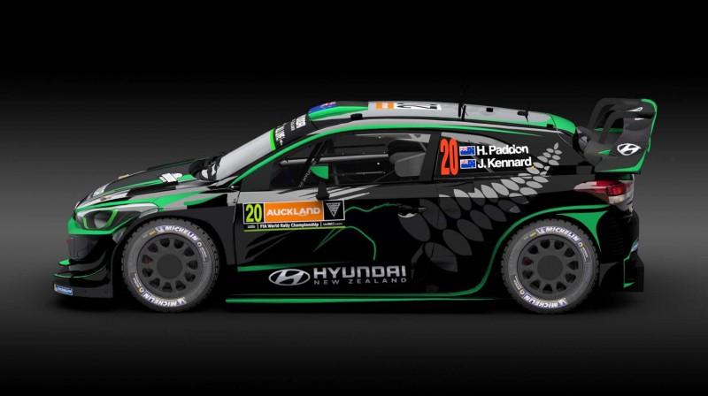 Foto: Paddon Rallysport