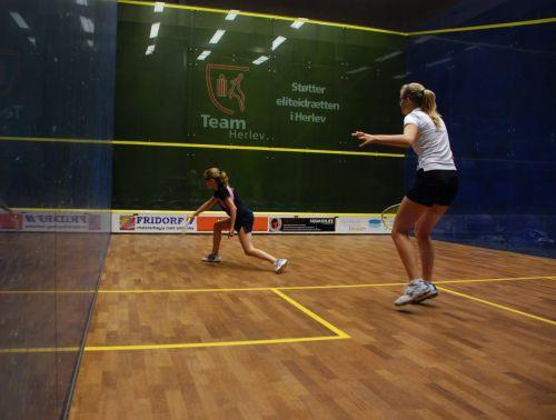 "Ineta Mackeviča startēs skvoša turnīrā ""Nordic Junior Open"""