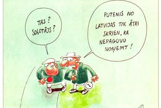 Pirms 10 gadiem. Rubins uzstāda Latvijas transfēru rekordu – 2 miljoni sterliņu mārciņu