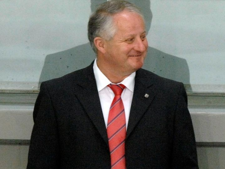 Šuplers - jaunais ''CSKA'' treneris