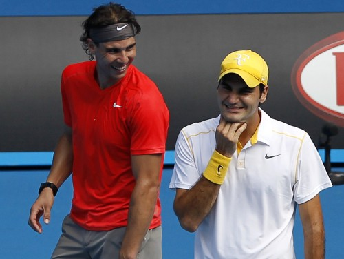 Divu nedēļu tenisa maratons Melburnā var sākties