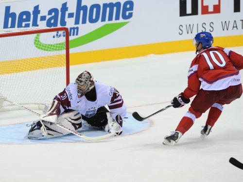 Latvija nenotur vadību un čempionātu sāk ar zaudējumu