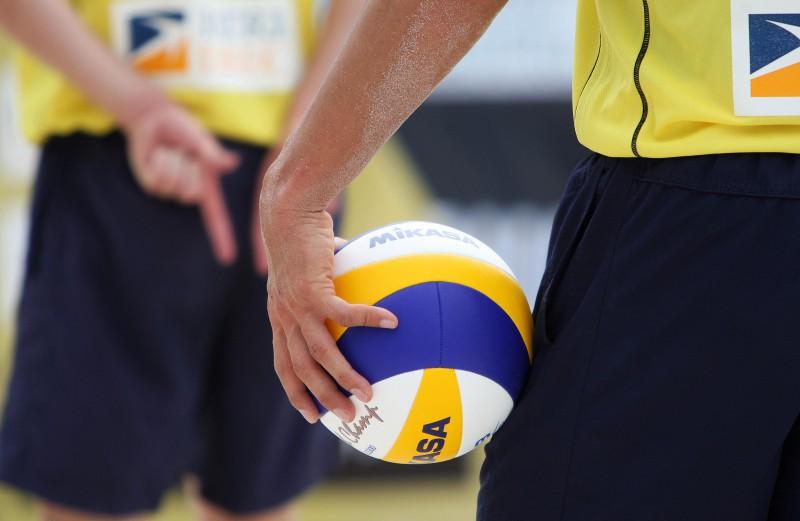"""Sestdien """"Beach Box"""" hallē notiks Rīgas jaunatnes kauss pludmales volejbolā"""