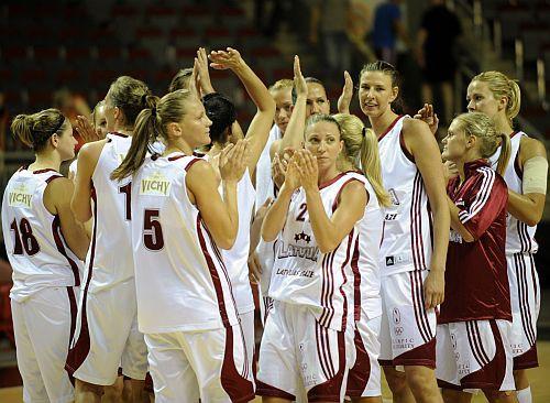 Eiropas sieviešu basketbola čempionāts - TV6 un VSB tiešraidēs