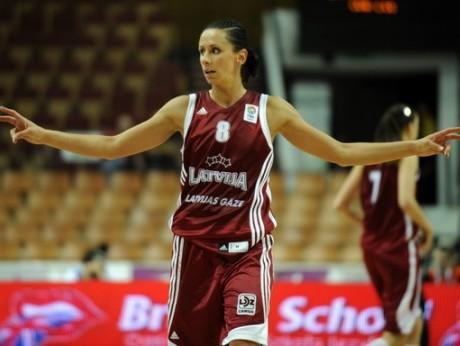 Melnkalne pārspēj arī Latviju, mūsējām 2. vieta grupā