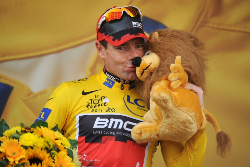 Evanss sper platu soli pretī uzvarai ''Tour de France''