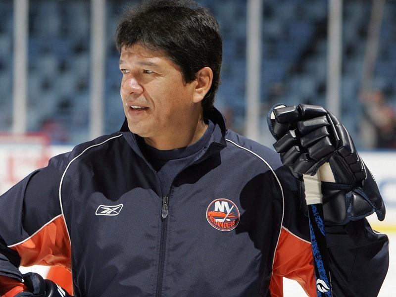 Latvijas hokeja izlasi vadīs kanādietis Teds Nolans