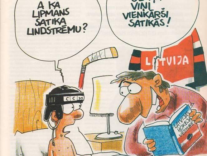Pirms 10 gadiem. Zviedru laiki hokejā, bet Kambala bez NBA...