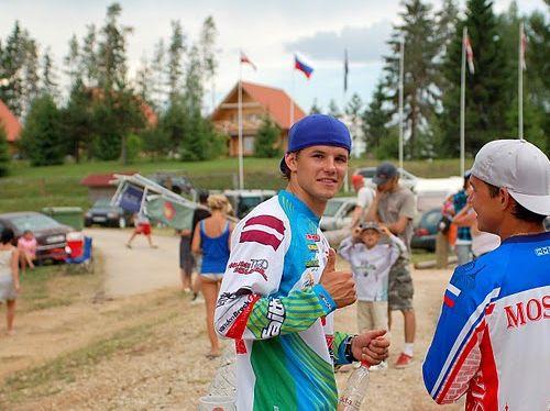 Veide iekļauts Latvijas sastāvā olimpiādes BMX sacensībām