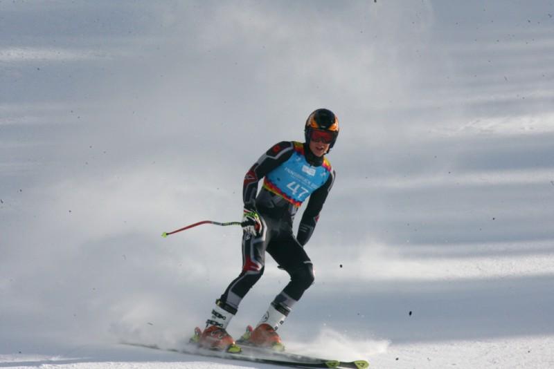 Latvijai 13.vieta milzu slalomā Jaunatnes Olimpiskajās spēlēs