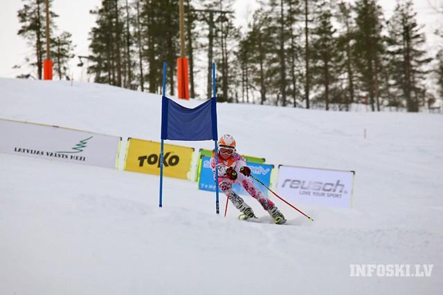 Nedēļas nogalē Latvijas kausa pirmais posms kalnu slēpošanā