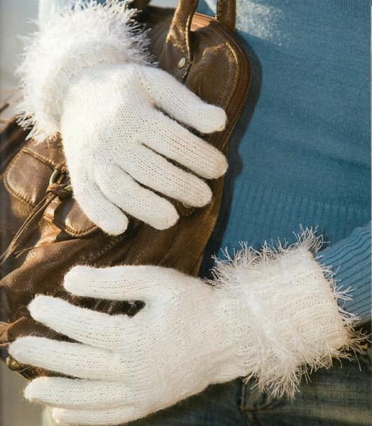 Pirkstaini cimdi. Pamācība, kā uzadīt pirkstaiņus (pirkstainus cimdus)