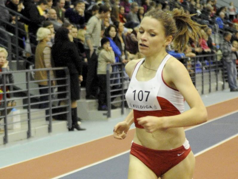 Jeļizarovai Latvijas rekords un Eiropas čempionāta normatīvs