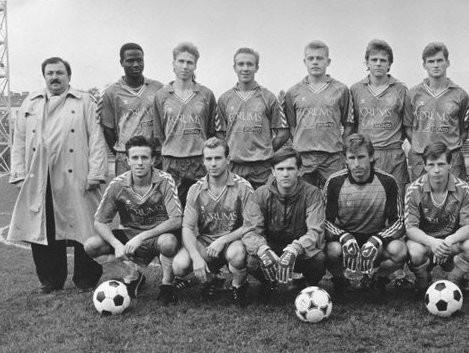 """Zahodins, """"Skonto"""" radītājs un Latvijas patriots, par mūsu futbola vēsturi"""