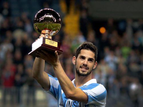 Isko atzīts par Eiropas labāko U-21 spēlētāju